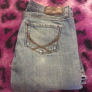 Victoria secret/Pink boot cut jeans